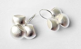 Ohrhänger – Drei Näpfe