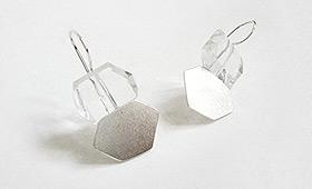 Ohrhänger – Bergkristall