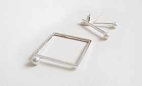 Ensemble – Quadratischer Ring – Vierkant